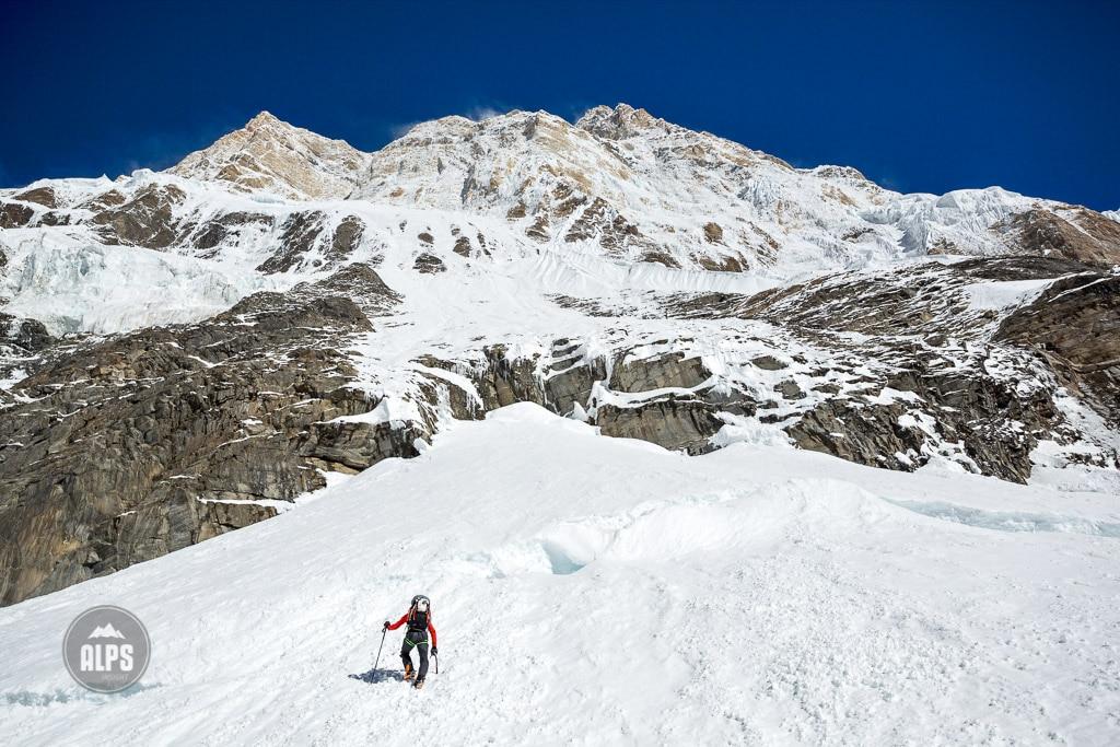 Ueli Steck Annapurna 2013
