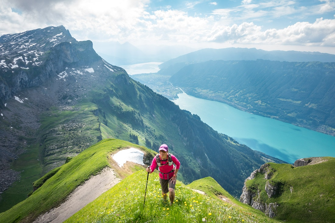 Coming Up With Your Own Swiss Alps Trail Classic