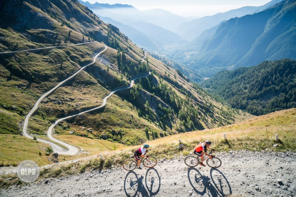 A gravel biking trip and tour to the Sestriere area of Piemonte, Italy. The gravel roads were built for the military and are still used; the Colle delle Finestre and Strada dell'Assietta. With new gravel bikes, the roads are perfect for road bikers seeking off road fun.