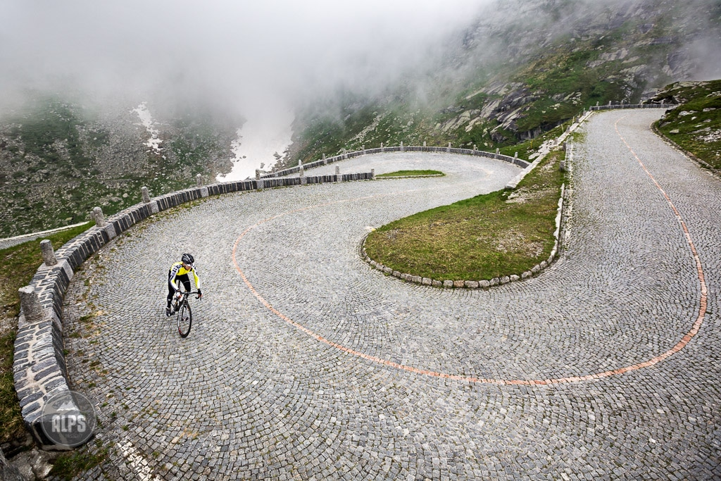 Grosse Scheidegg cycling