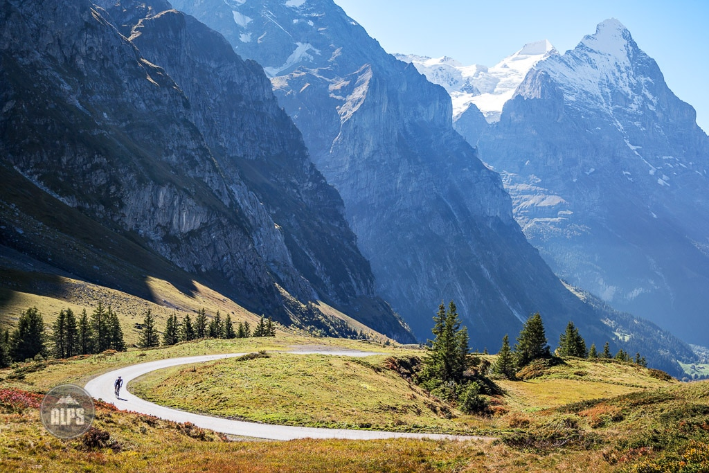 Grosse Scheidegg road biking