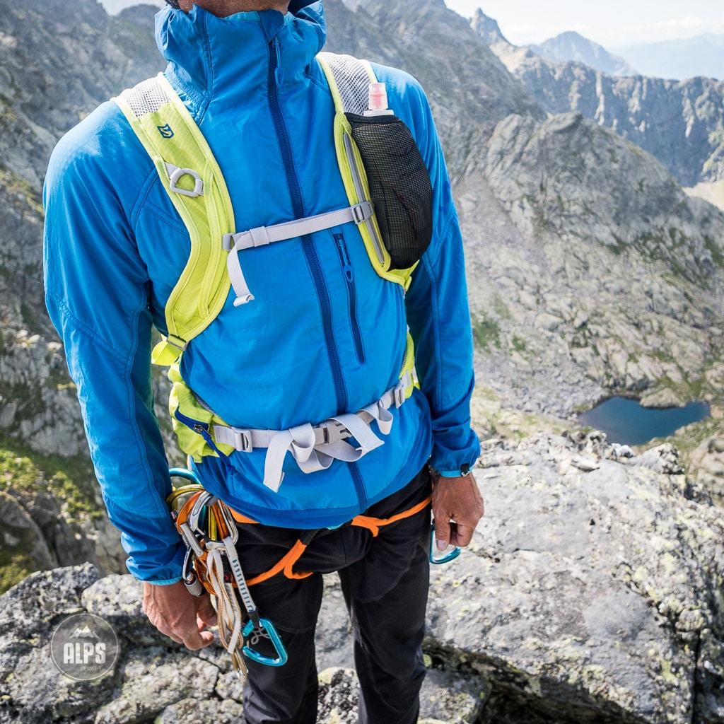 Salomon X Alp pack