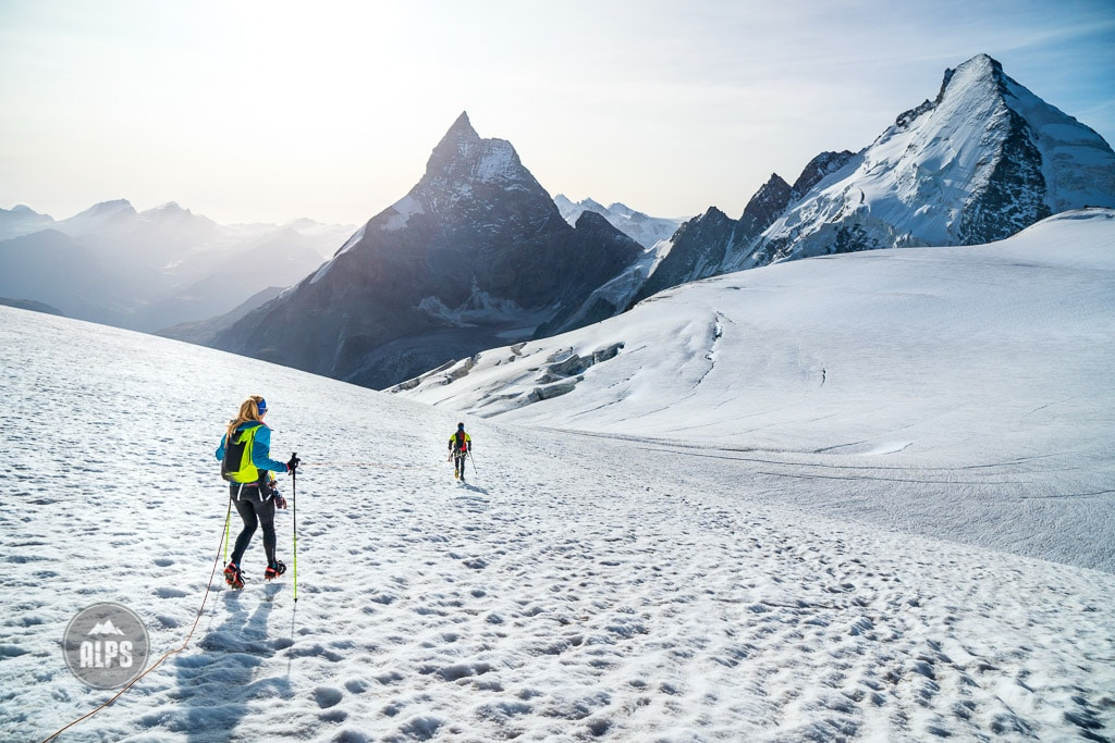 The Chamonix to Zermatt Glacier Haute Route
