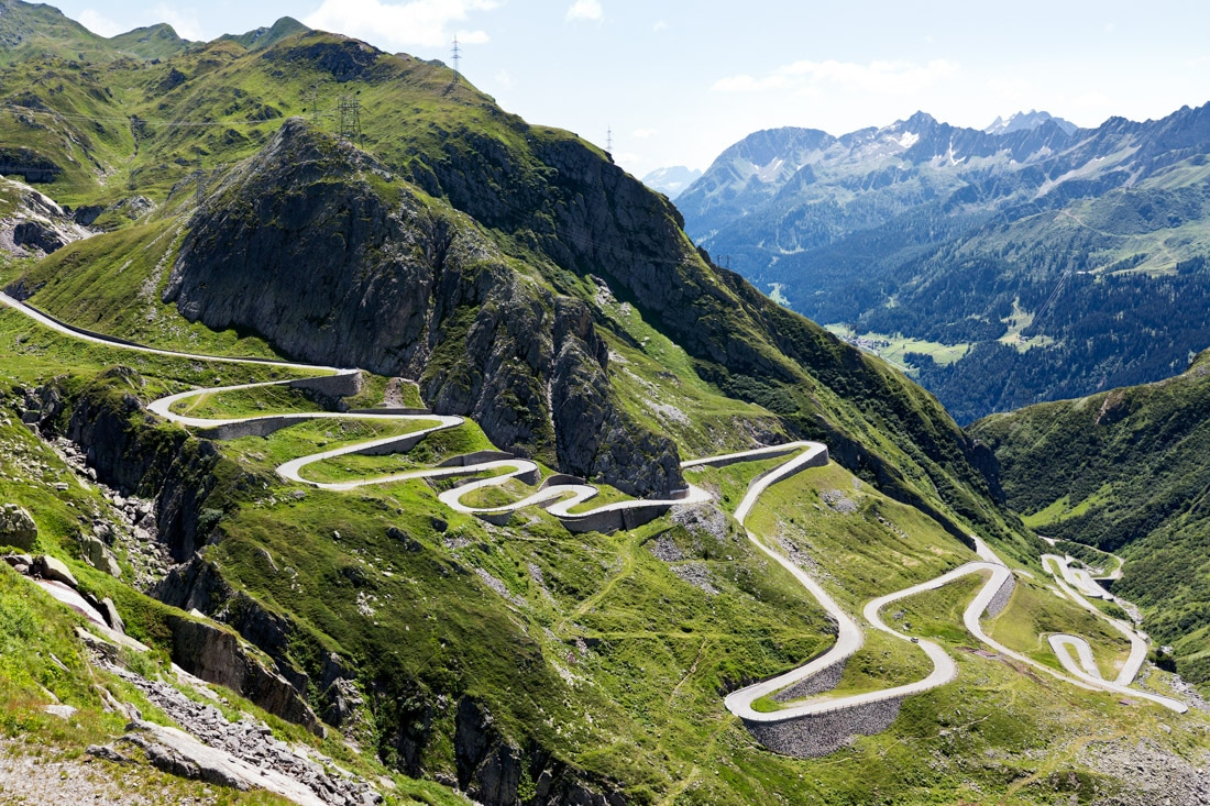 Image result for Gotthard Pass