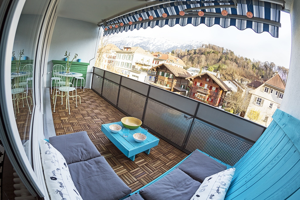 Interlaken holiday home rental
