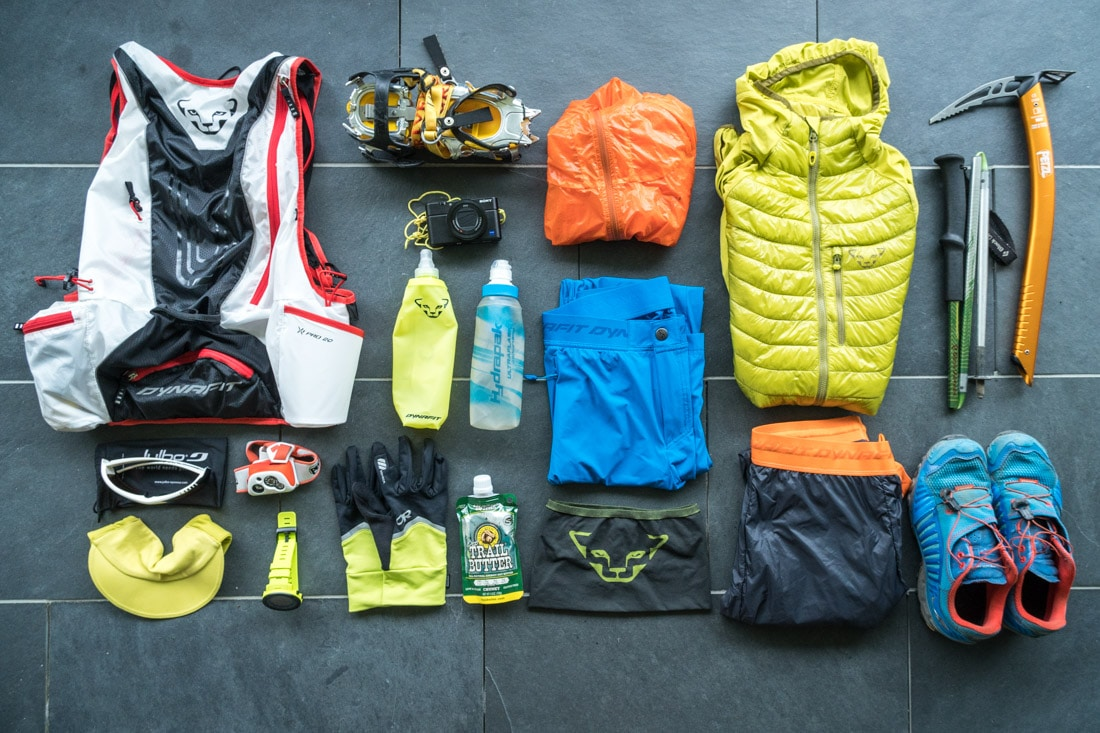 The Way Up Amp Ultralight Trail Running Gear For Big Peaks