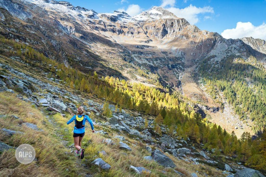 Running Monte Zucchero Ticino