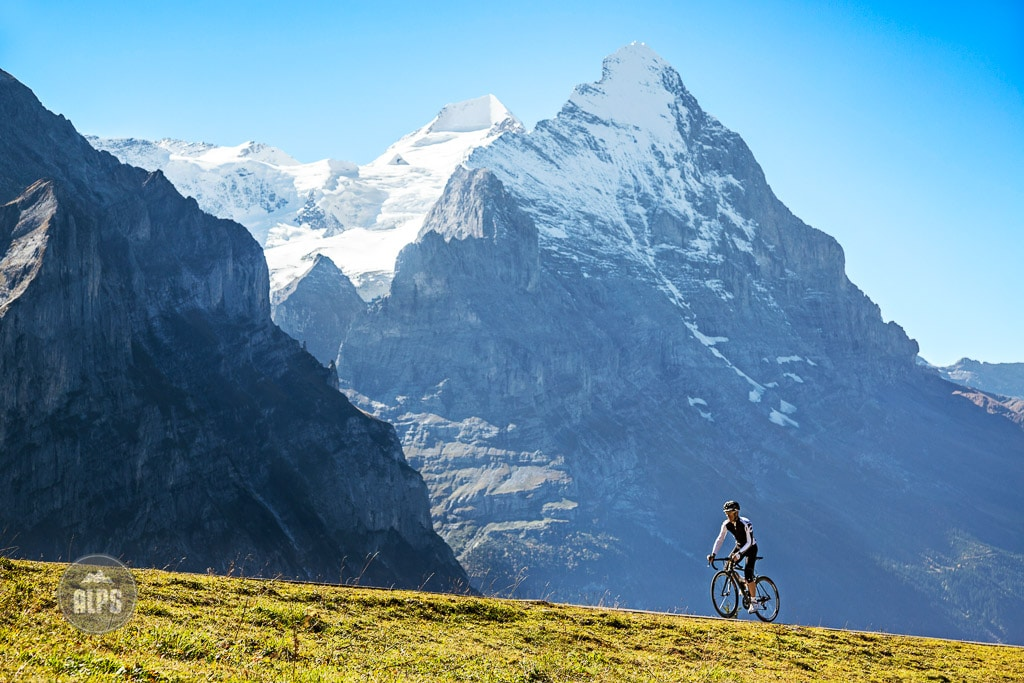 Grosse Scheidegg cycling