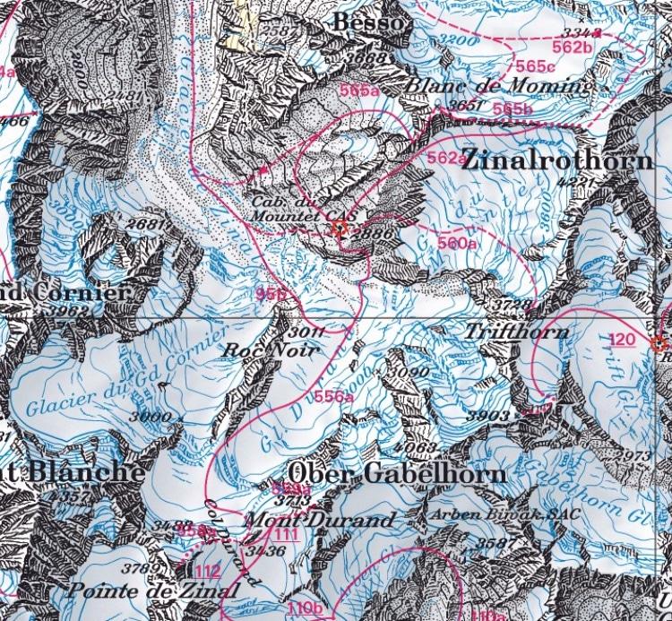 Schwarztor ski