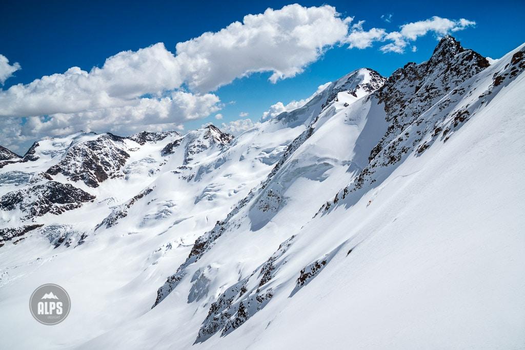 Ortler ski tour