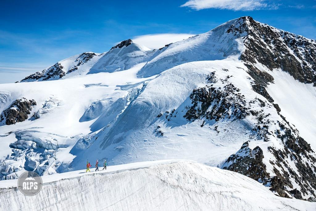 Monte Cevedale, Ortler ski tour