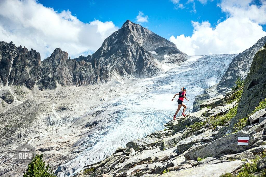 Kim Strom trail running