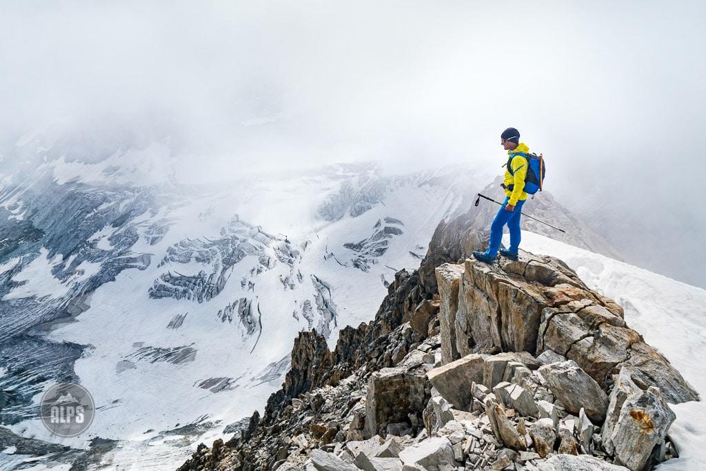 Hiking the Oberaarhorn